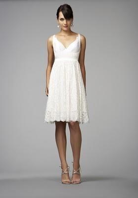 Короткое свадебное платье николь | Короткое свадебное ...