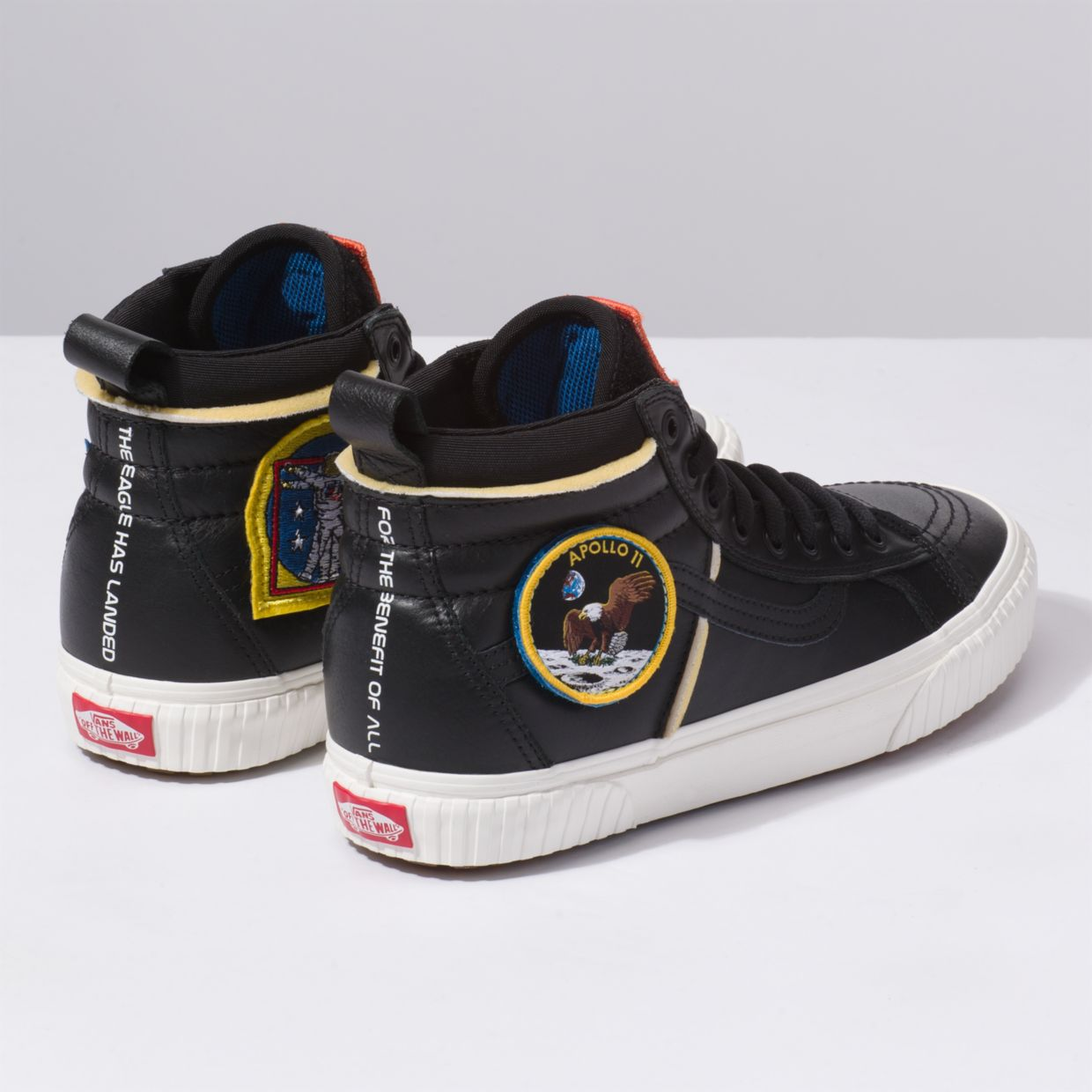 Attention space fans: The Vans x Space NASA collection is
