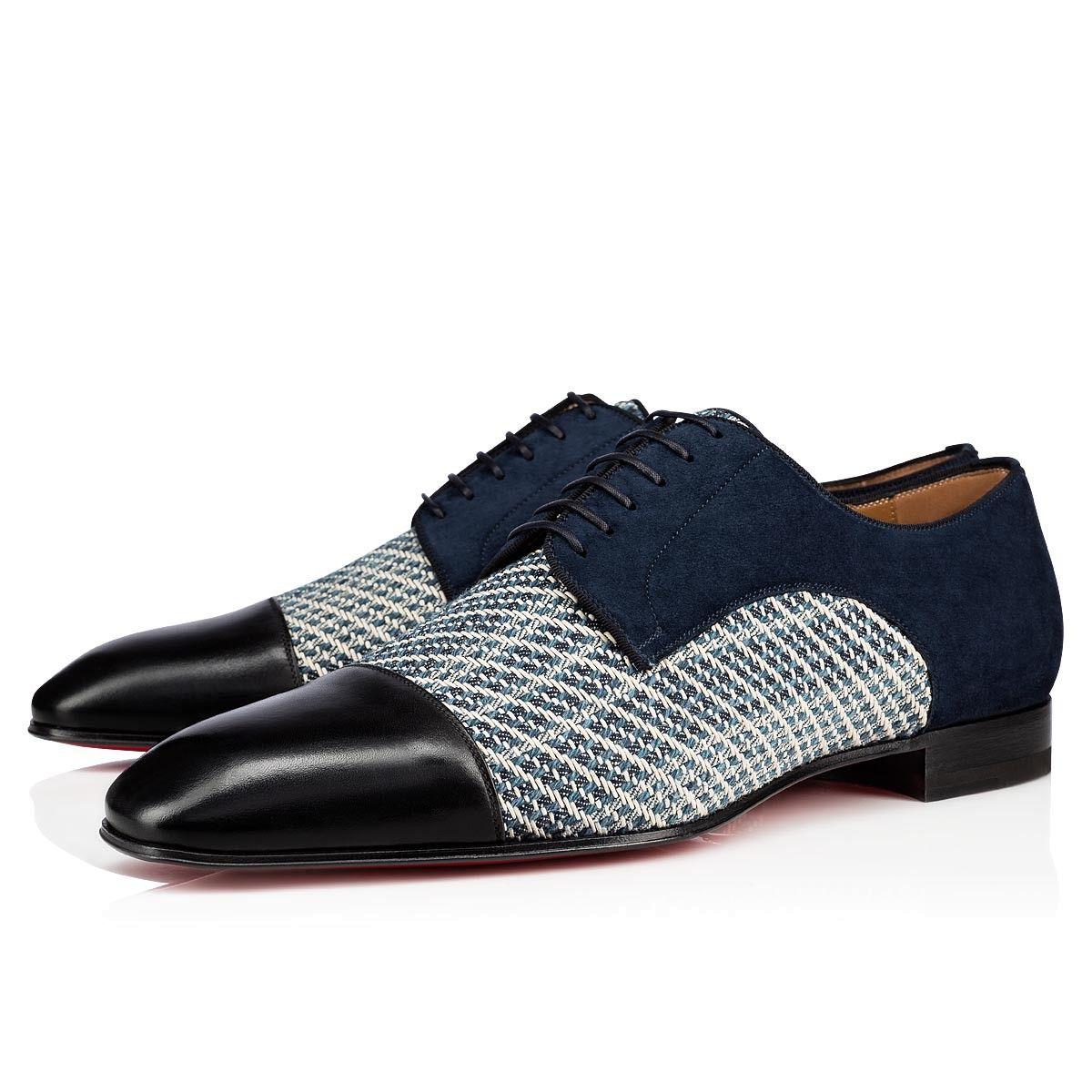 Mens Louboutin Dress Shoes
