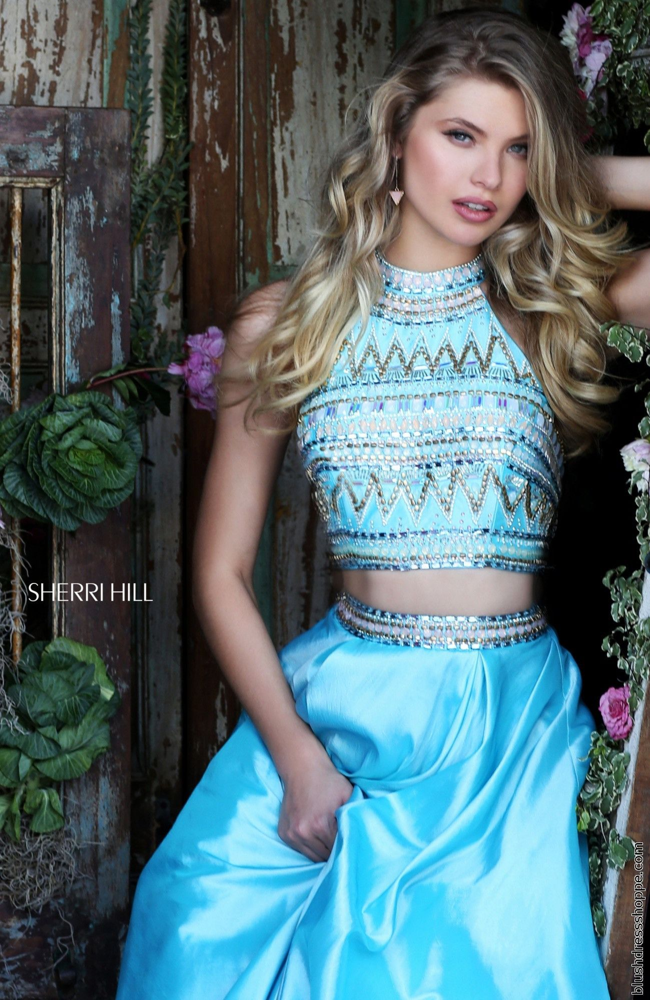 Sherri hill dresses pinterest taffeta skirt big night