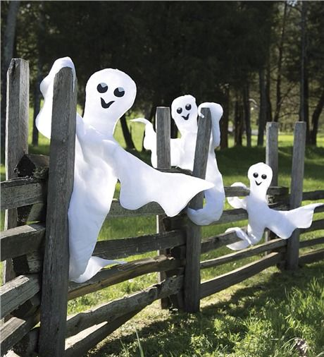 Peek-a-Boo Ghost with Wire Frame halloween Pinterest Boo ghost
