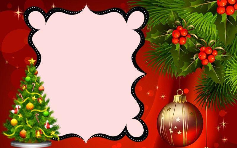 Printable Christmas Template - 11 Free Christmas Invitation