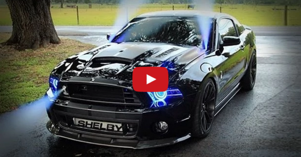 Modified Ford Mustang Shelby Cobra Spit Nitrous Vrangler Dzhip