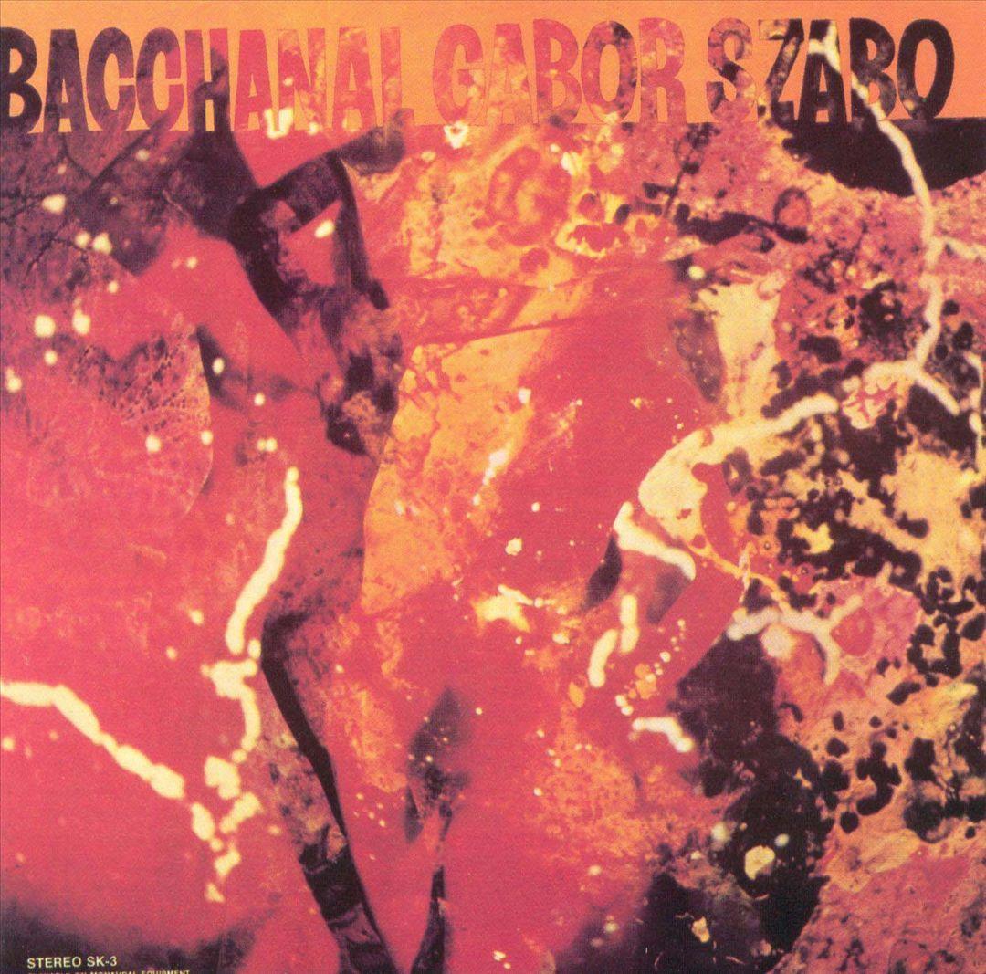 Bacchanal Gabor Szabo Songs Reviews Credits Allmusic Lp Vinyl Cool Album Covers Cool Things To Buy