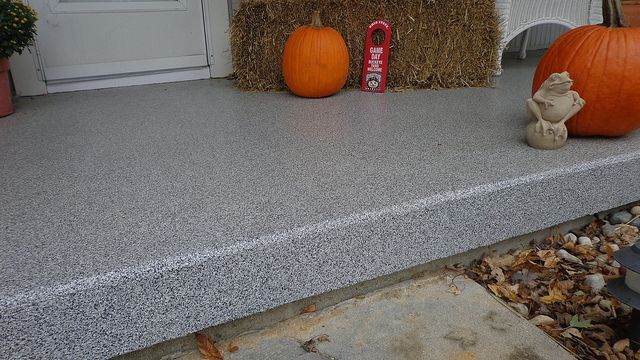 Concrete resurfacing coatings dayton ohio porch - Exterior concrete resurfacing products ...