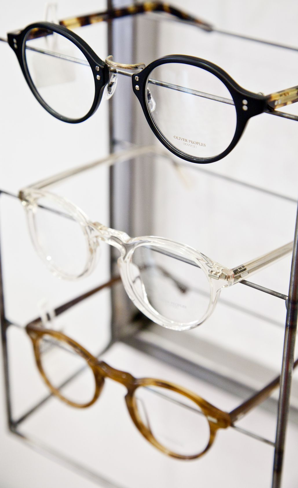 a8f59923d23 OLIVER PEOPLES Oliver Peoples MARETT Combi Boston frame with ITA glasses  2016
