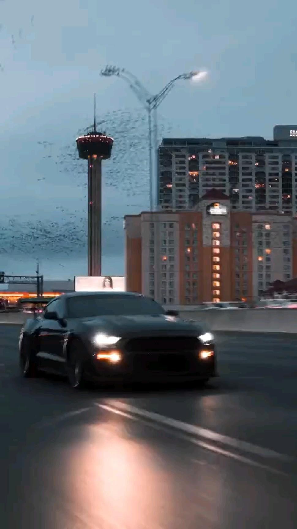 #Mustang GT