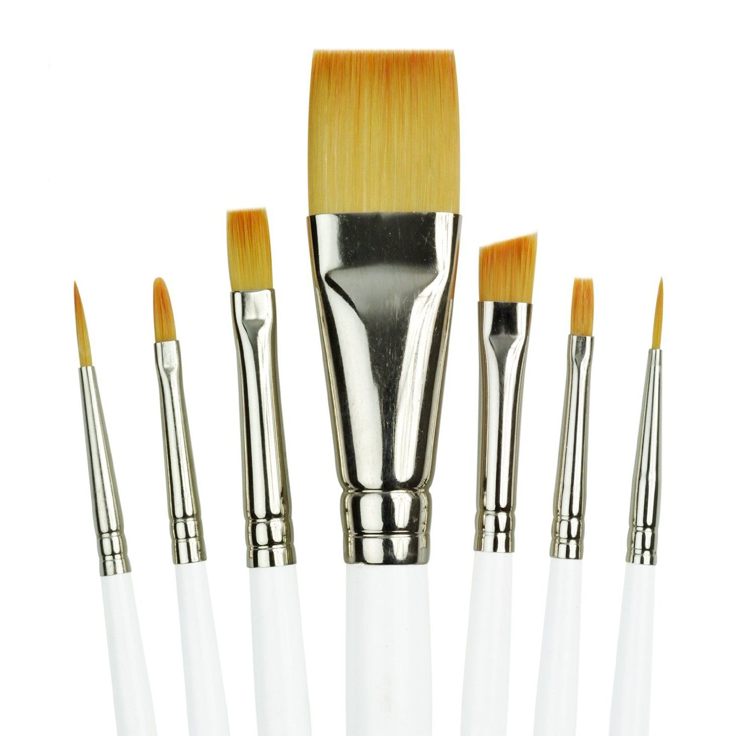 Paint Brushes Any Brands Sizes Types Wish List Counseling