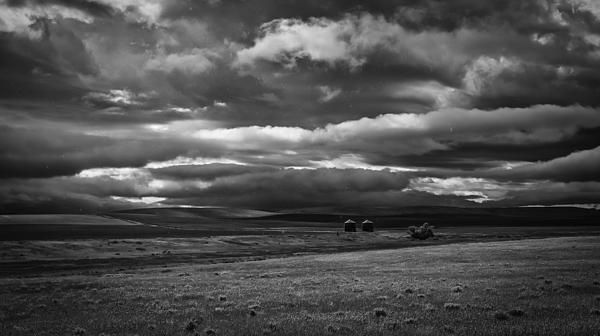 HWY 200! The storm is moving off of the Little Belts and it is either rain with sleet as i am not sure as i was getting wet but to my surprise showed up well in the image, that is very unusual as i have never seen that before. Big Sky Country and my birth state! I love you Montana.