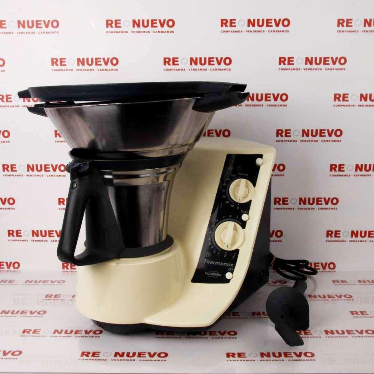 Robot de cocina thermomix tm21 robot de segunda mano for Decoracion hogar segunda mano