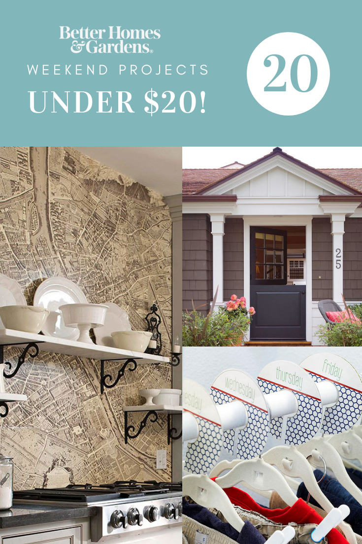 25 Easy Weekend Projects Under 20 Weekend Projects Patio