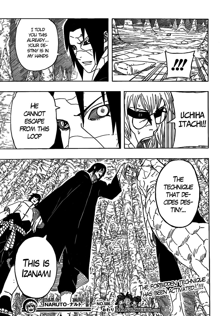 Naruto izanami