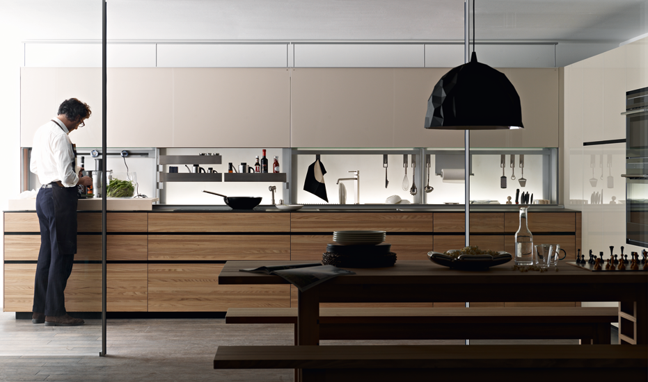 valcucine kitchens in melbourne & sydney - contemporary design