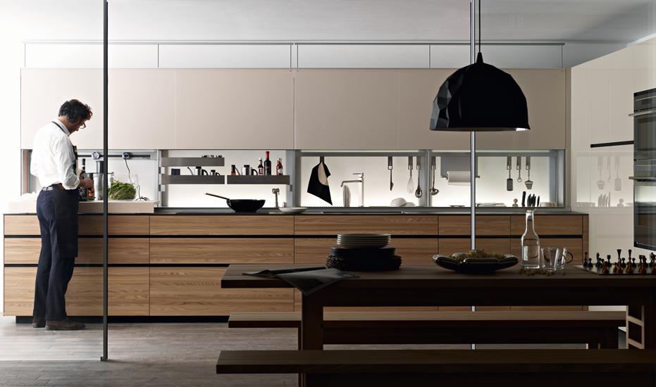 valcucine kitchens in melbourne & sydney - contemporary design
