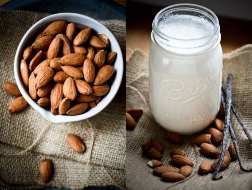 Blissful Eats: home made almond milk | scaling back