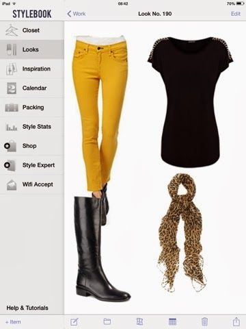 scarf books how to wear