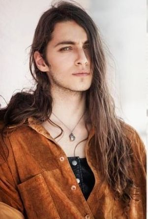 Gabriel Bin Long Hair Styles Men Long Hair Styles Long Hair Models