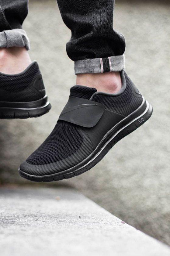 Nike Free Socfly: Black | KICKS! <3 | Nike boots, Nike shoes
