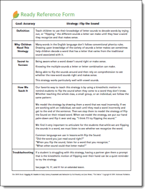 We Read, We Blog, We Teach: The CAFE Book - Chapter 4: Tips for reading conferences with kids