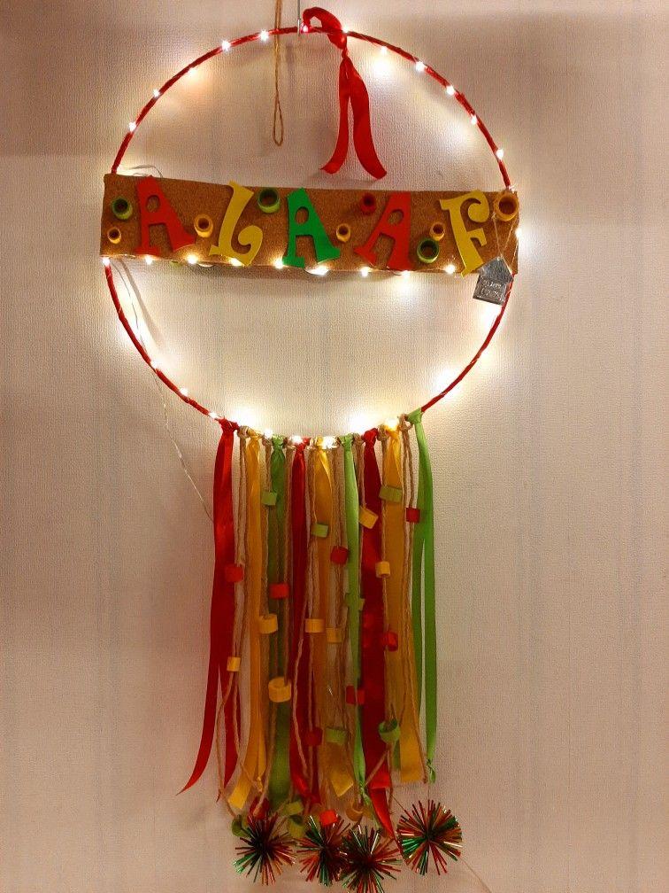 Schnullerkette mit Namen Kölle Alaaf Karneval Junge Mädchen bunt Fasching