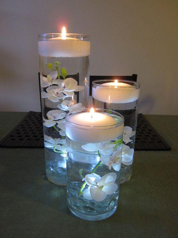 Orchid Vase Centerpiece