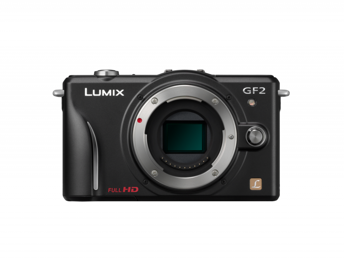 Panasonic Lumix DMC-GF2 made official | The Panasonic DMC-GF2 has officially been unveiled – with the Micros Four Thirds digital camera claiming to be the world's smallest and lightest digital interchangeable lens compact system. Buying advice from the leading technology site
