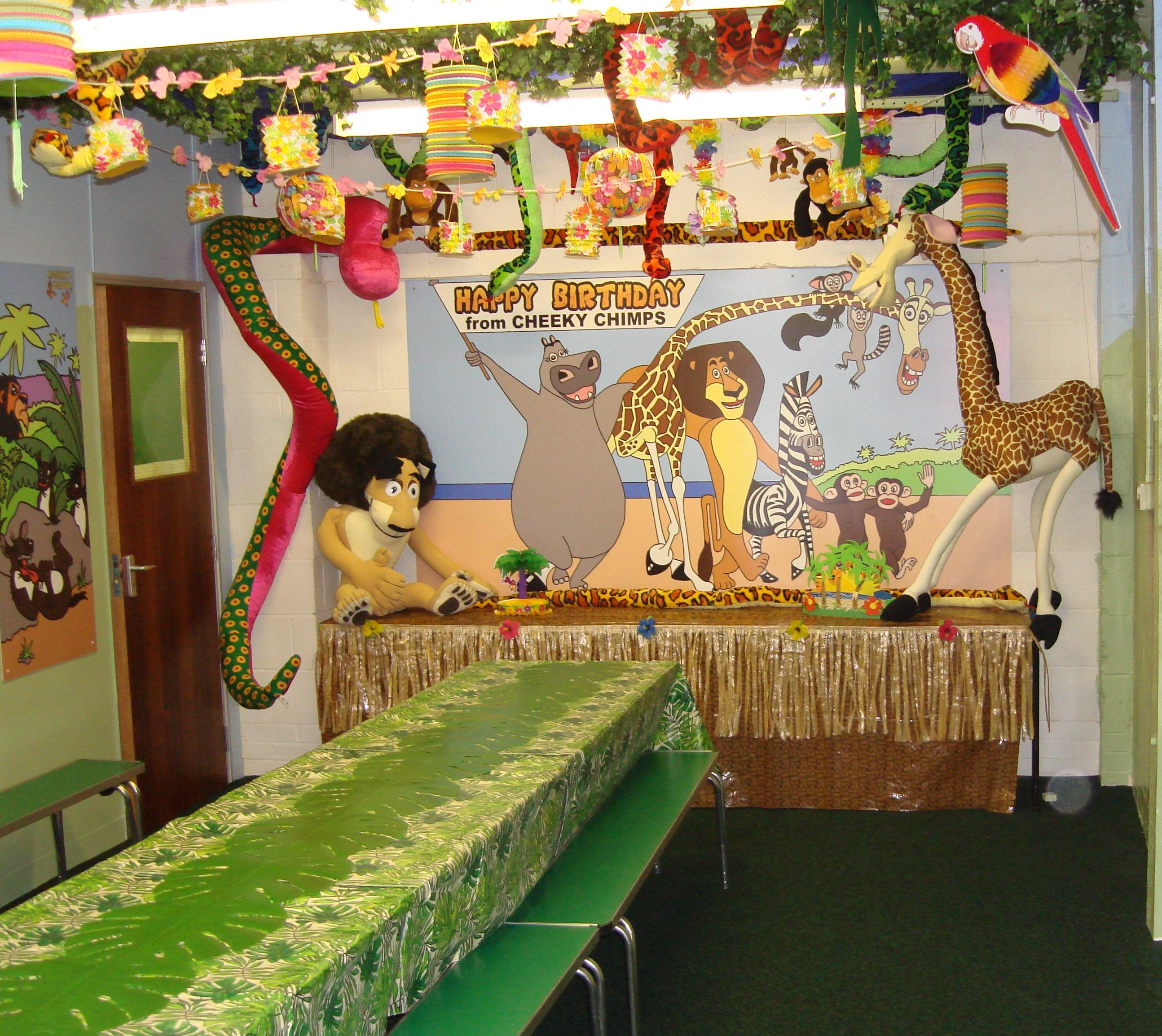 Exceptional Jungle Theme Party Decoration Ideas Part - 9: Packages | Cheeky Chimps | Indoor Adventure Activity Play Area For Children  | Scunthorpe · Jungle JauntBook ThemesJungle ThemePlay AreasParty ...