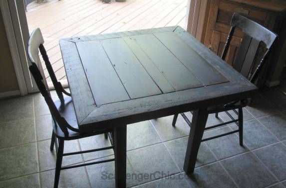 Creating A New Tabletop From Reclaimed Wood Vintage Wood Wood Butcher Block Tables