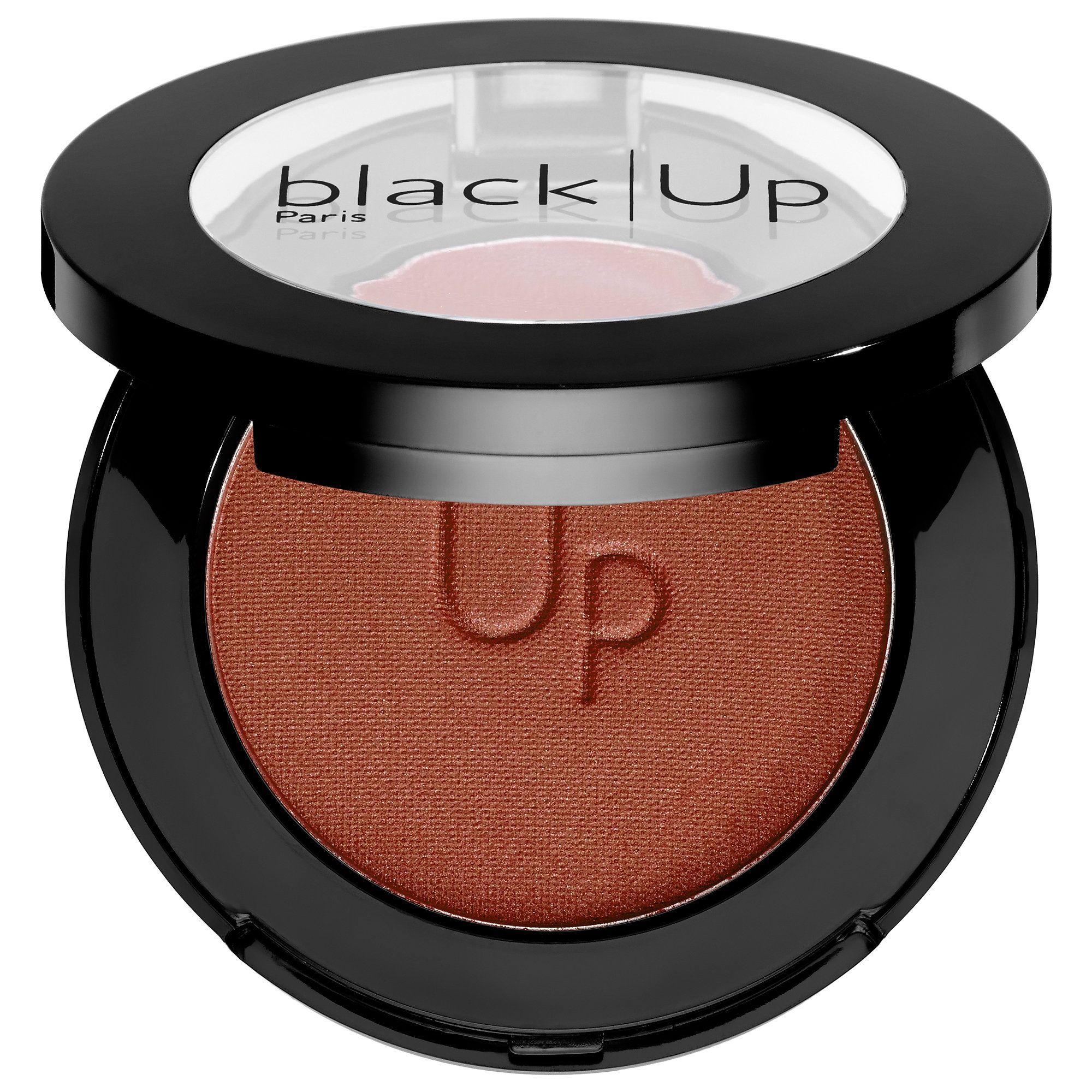 black Up's Blush nbl10 cocoa Orange makeup, Blush, Eyeshadow