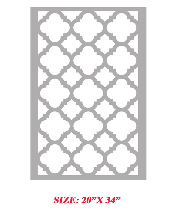 picture about Free Moroccan Stencils Printable identified as moroccan wall stencils - Google Appear Mice Chavez