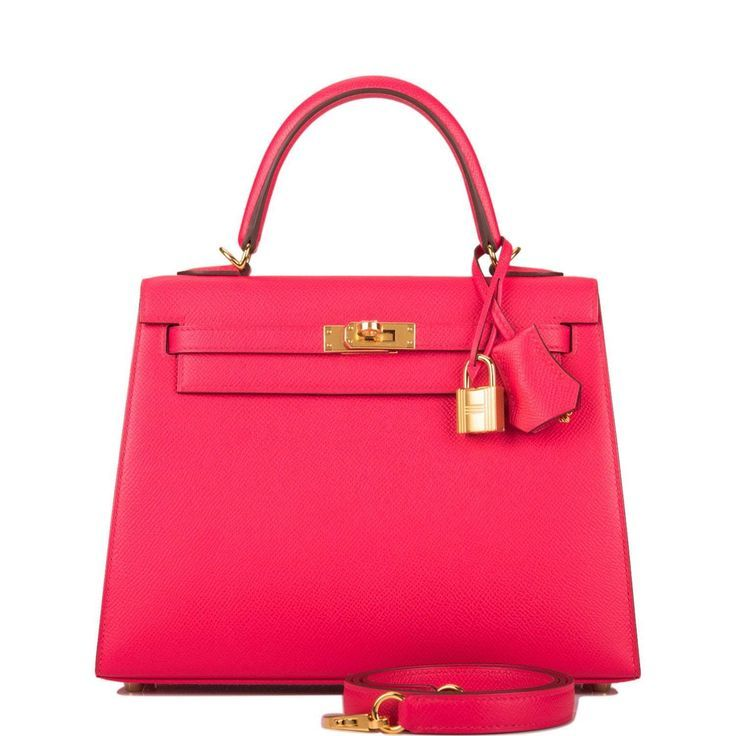 Photo of Hermes Rose Extreme Sellier