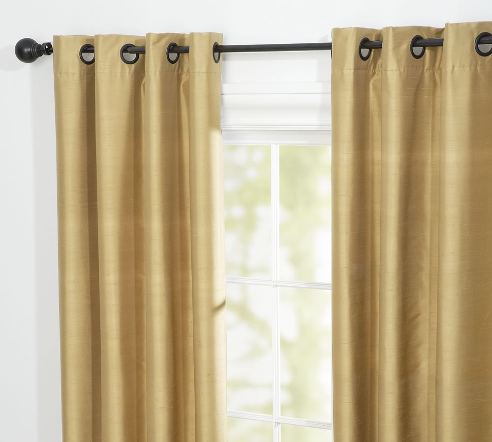 Better Homes And Gardens Wheat Curtain Panel Ivory