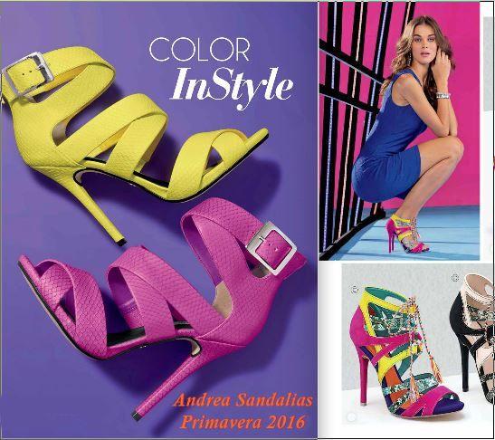 54a57a69 Zapatos Andrea 2016 - Sandalias, Zapatillas y Flats | ANDREA MODA Y ...