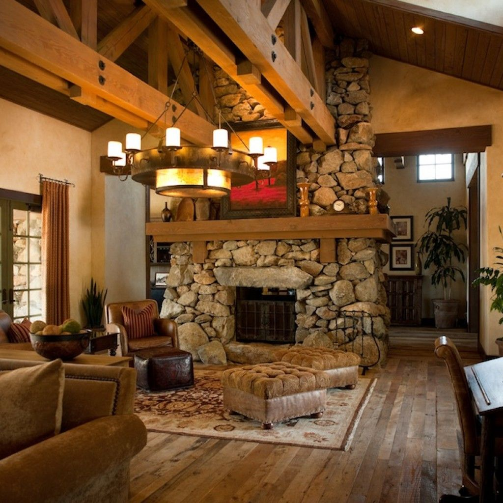 Ranch house interior designs - Modern ranch home interior design ...