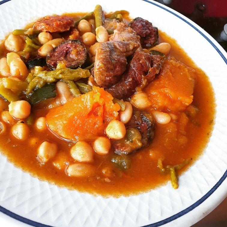 Berza Potaje Stew Healthy Healthyfood Food Legumes