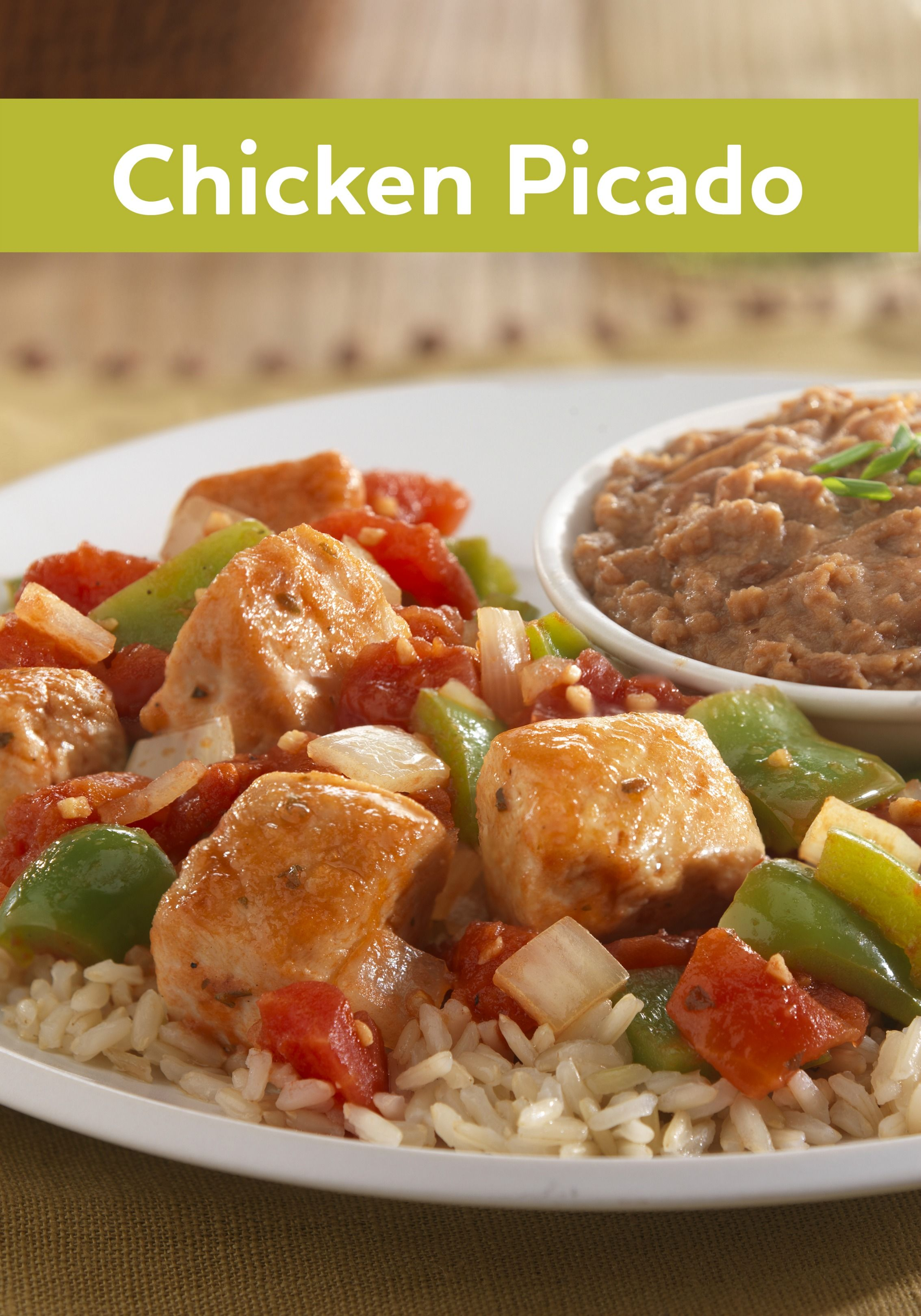 Dinner table with mexican food - Chicken Picado Mexican Food Recipesgf Recipesrecoverdinner Tablethe