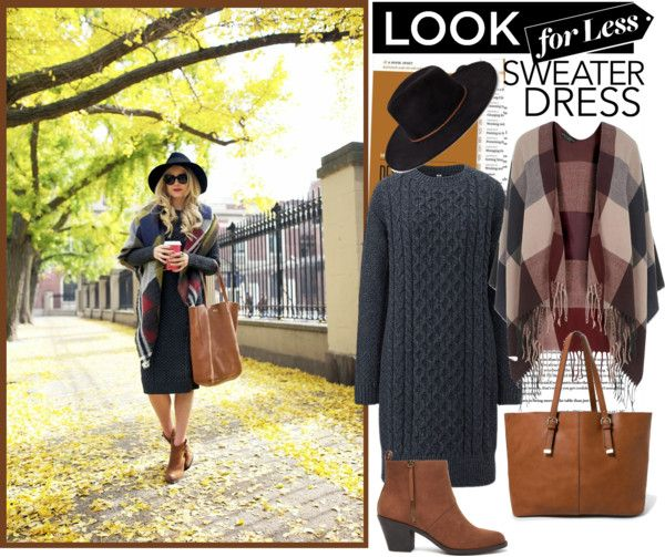 modest budgetbelle: Modest Monday: How to Style a Sweater Dress!