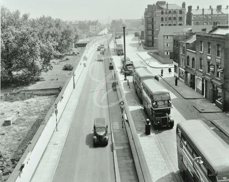 Family History - East London