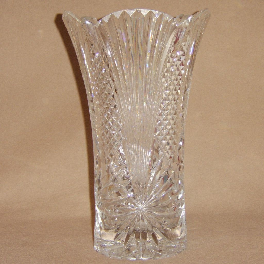 Slovakia 24 lead crystal vase crystal vase crystals and glass slovakia 24 lead crystal vase reviewsmspy