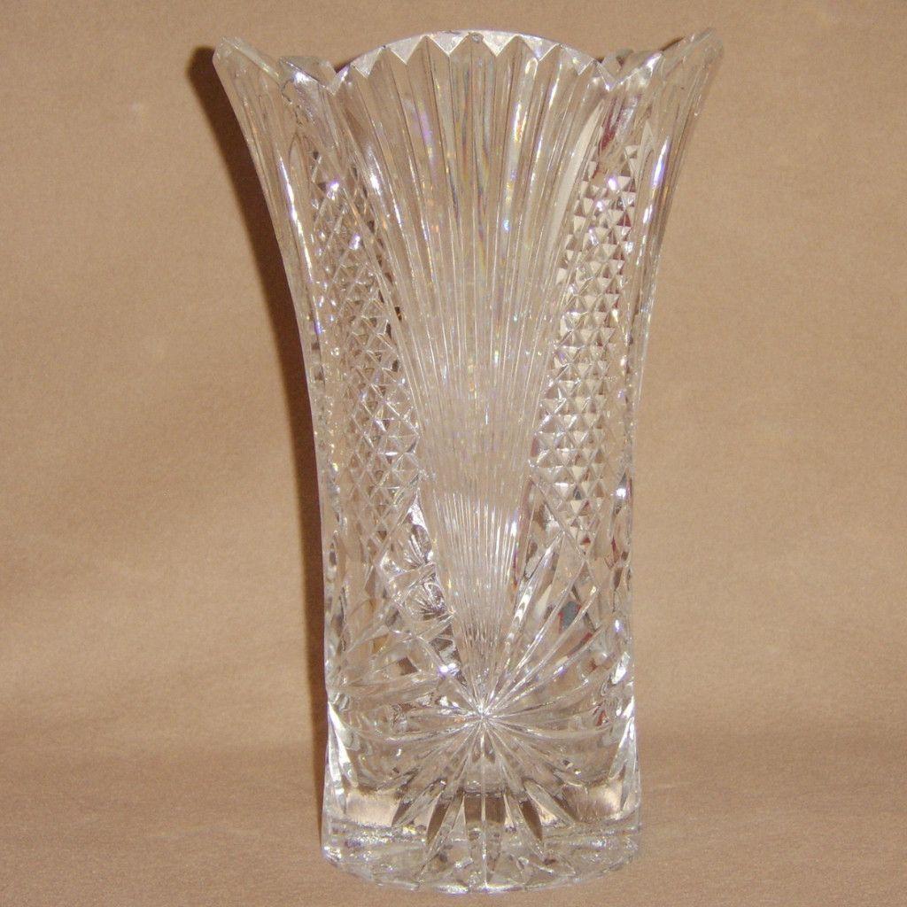 Slovakia 24 lead crystal vase crystal vase crystals and glass slovakia 24 lead crystal vase reviewsmspy
