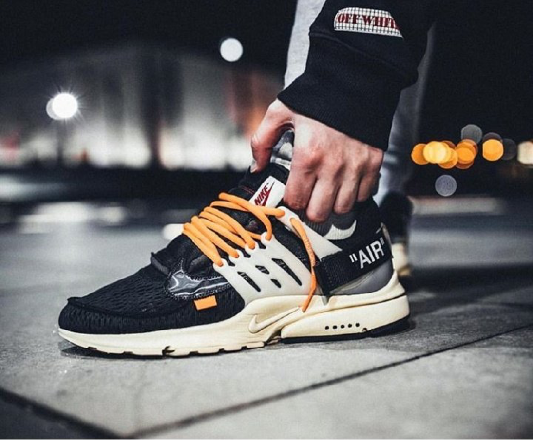 Nike Air Presto x Off White (2017)  1202e61ad
