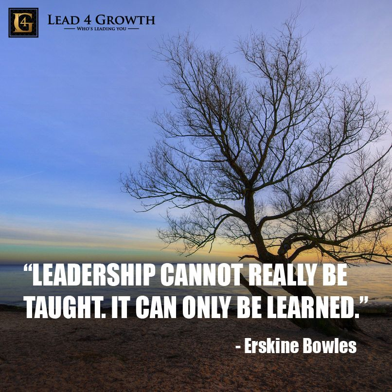 can leadership be taught I think that some leadership skills can be taught and if they are followed can make you a better leader for your company  leadership skills can be learned,.