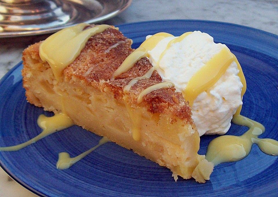 Apfel - Frischkäse - Rührkuchen | Chefkoch