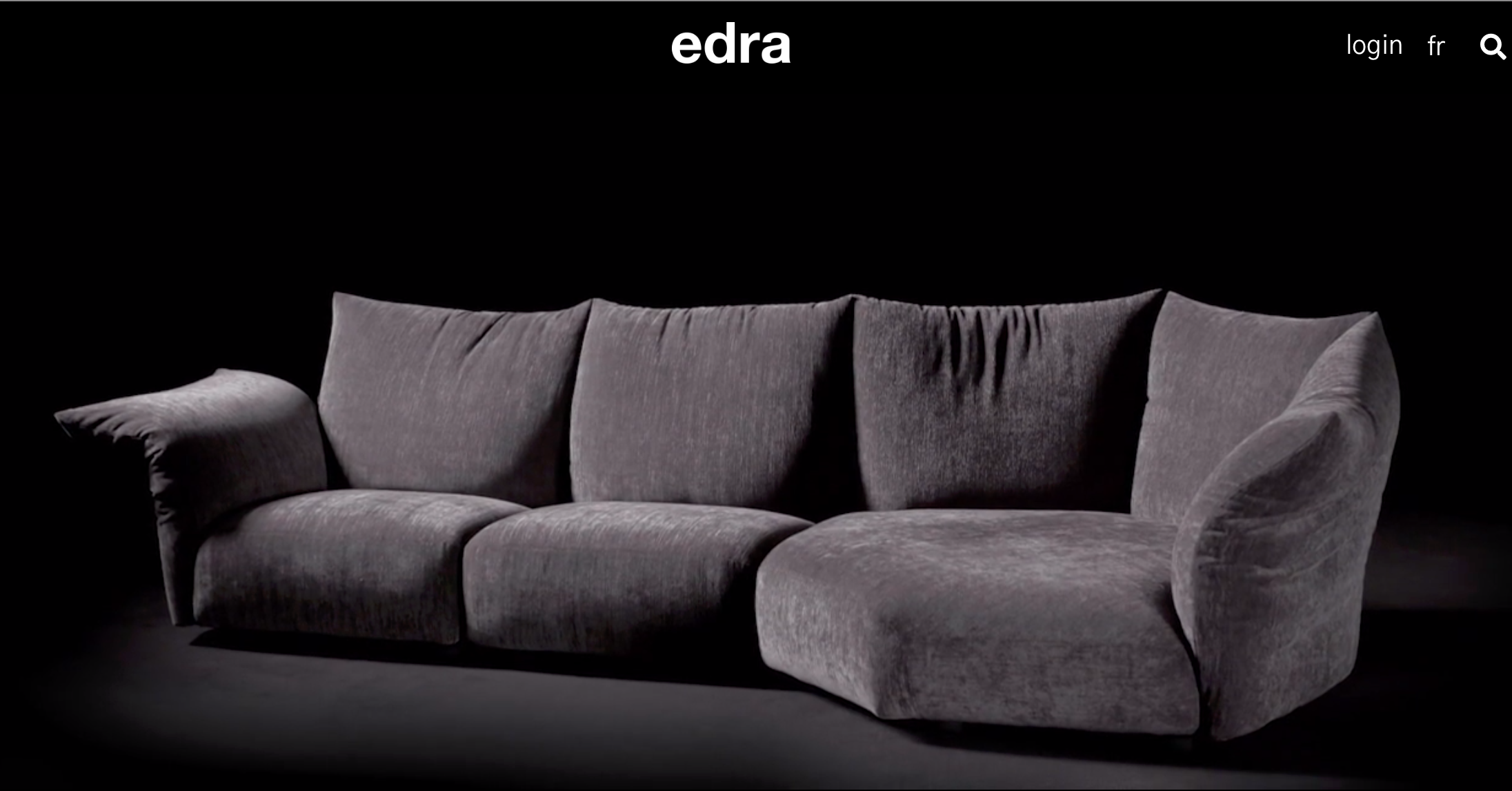 Canape Edra In 2020