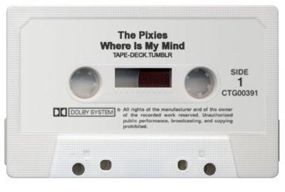 The Pixies. Where Is My Mind