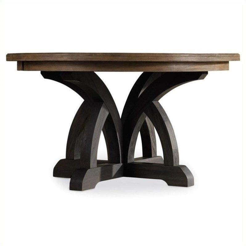 Lowest Price Online On All Corsica 54 Round Dining Table With 18 Leaf 5280 75213