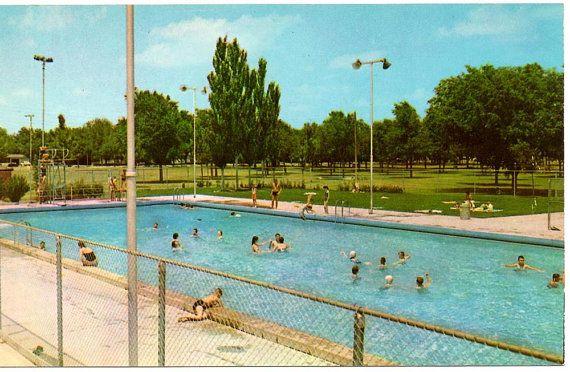 Floyd Gwin Park Odessa Tx Pool