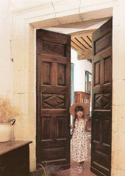 Portes anciennes, vieilles portes en bois... Creation et ...