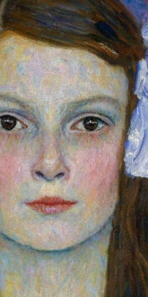 Klimt (detail)