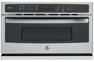 Ge Profile Series Advantium 120v 1 7 Cu Ft Built In Microwave Stainless Steel Psb9120sfss Single Electric Wall Oven Electric Wall Oven Advantium Oven